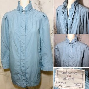 VTG 70's Mulberry Street Rain Coat Jacket